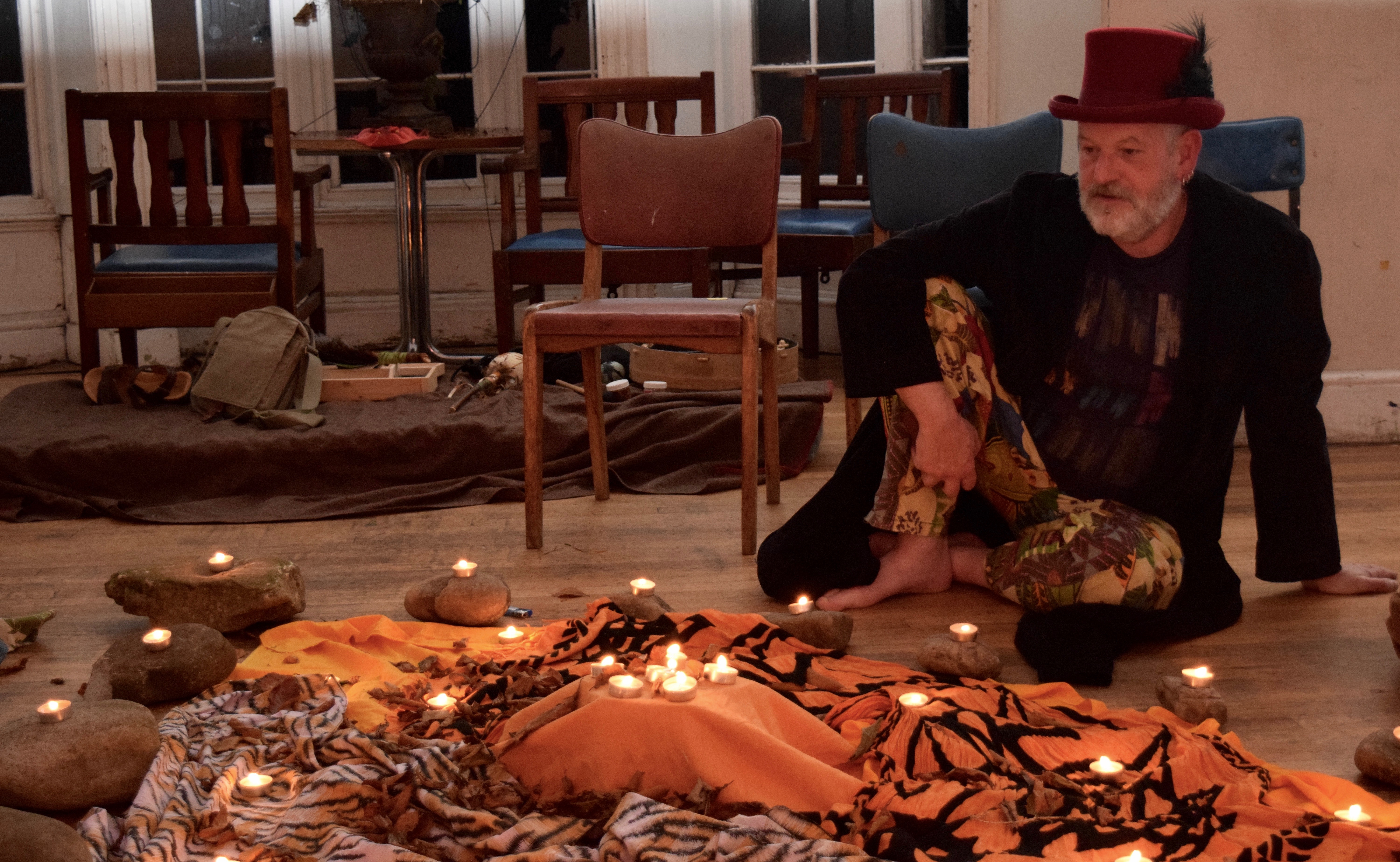 Thai Massage - Shamanism - Alternative Therapy - Ritual & Ceremony cover image